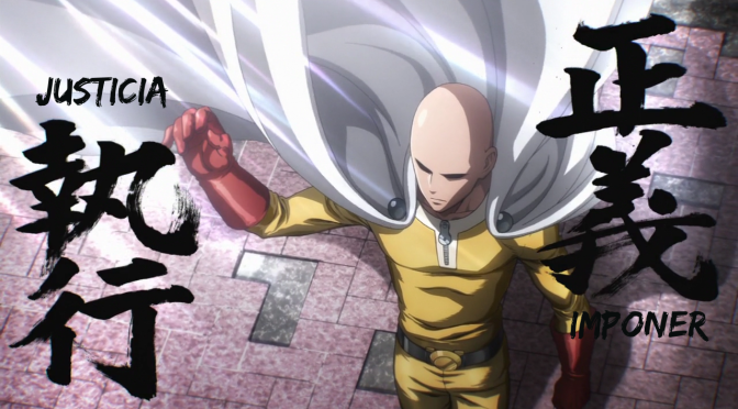 One Punch Man – 01