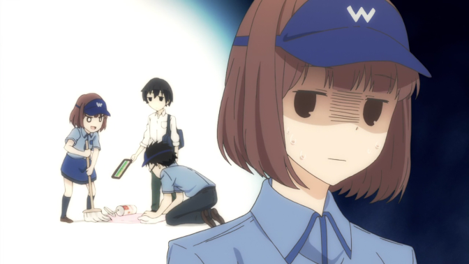 Tanaka-kun wa Itsumo Kedaruge -09