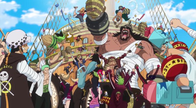 One Piece – 745