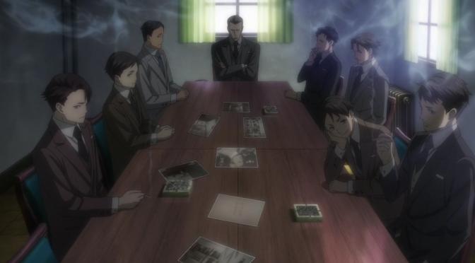 Joker Game – 12 Final