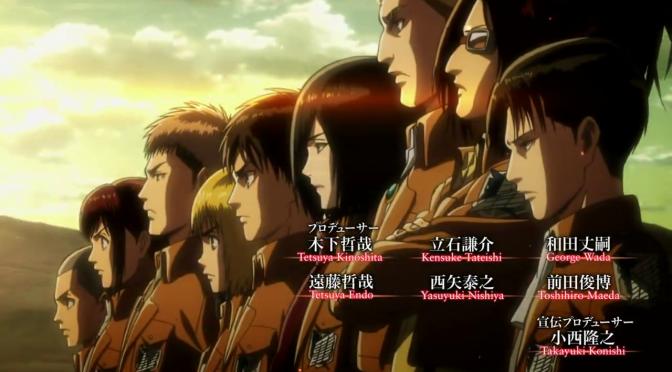 Shingeki no Kyojin – Temporada 2 – 01(26)