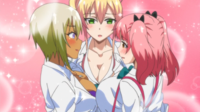 Hajimete no Gal : 04 – 05  (SIN CENSURA)