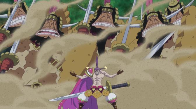 One Piece  – 800
