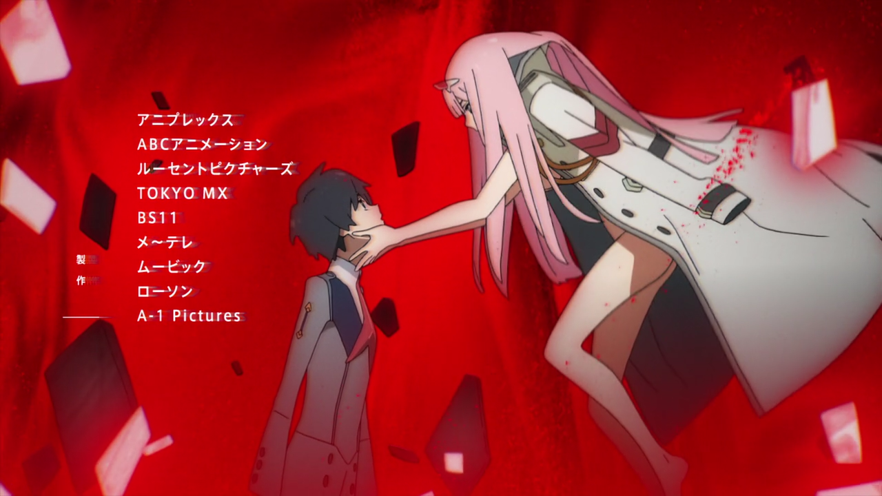 Darling in the FranXX – 02