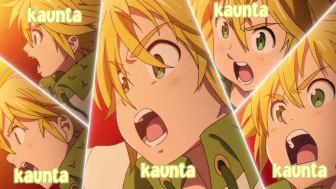 Nanatsu no Taizai  temporada 2 – 03 (PESADO – MEDIO)