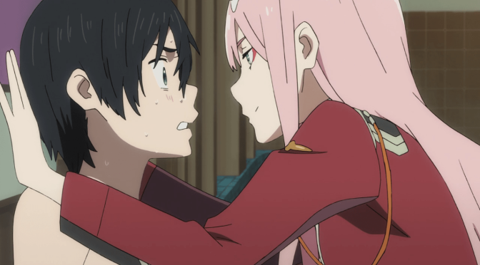 Darling in the FranXX – 04