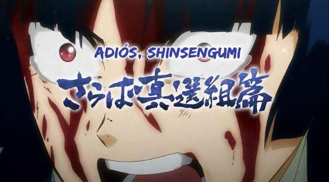 Gintama(2015) : 43 – 51 (308 – 316)  Saga de despedida del Shinsengumi