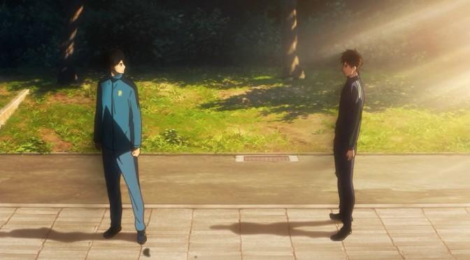 Kaze ga Tsuyoku Fuite Iru – 01
