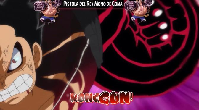one piece – 856 –  Luffy vs Katakuri