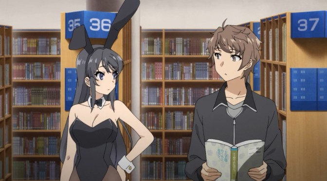 Seishun Buta Yarou wa Bunny Girl Senpai no Yume o Minai – 01