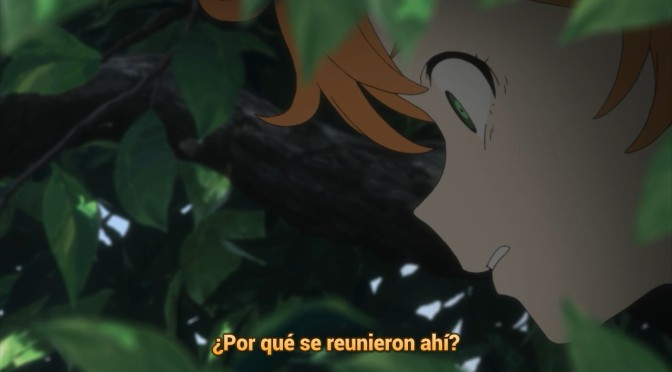 Yakusoku no Neverland – 03