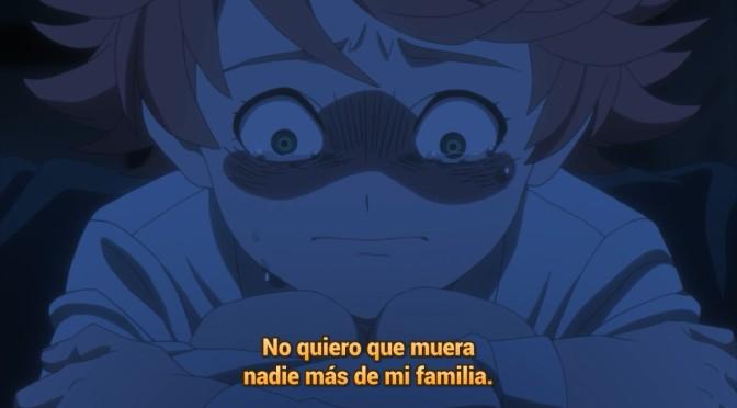 Yakusoku no Neverland – 01  {Estreno oficial}