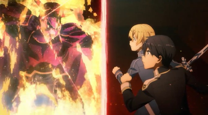 Sword Art Online – Alicization – 14