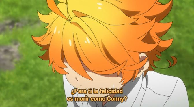 Yakusoku no Neverland – 08