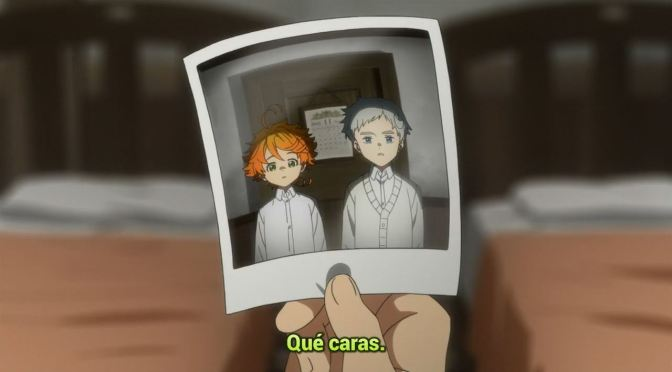 Yakusoku no Neverland – 07