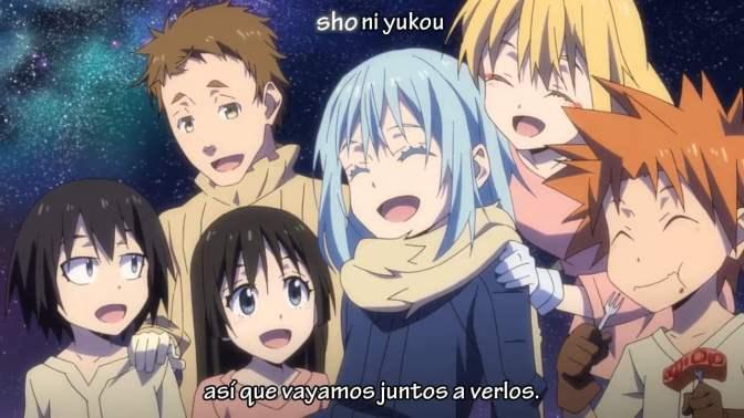 Tensei shitara Slime Datta Ken – 23{Final historia original}