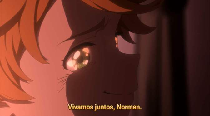 Yakusoku no Neverland – 09