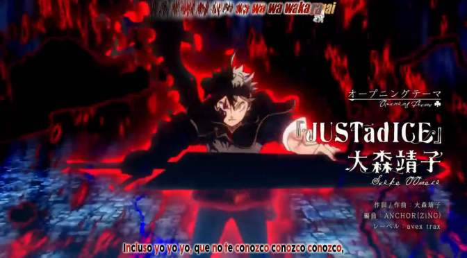 Black Clover – Opening 7