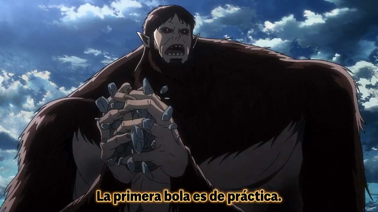 Shingeki no Kyojin-Temporada 3 – PARTE 2 – 16