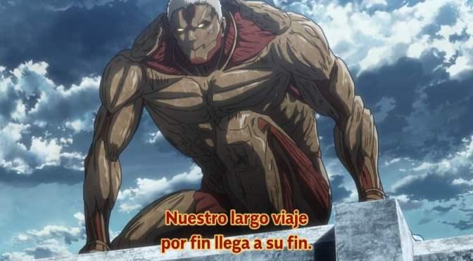 Shingeki no Kyojin-Temporada 3 parte 2 – 14