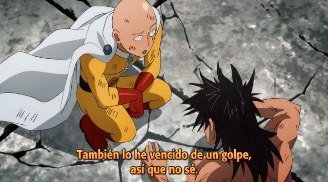 ONE PUNCH MAN TEMPORADA 2 – 09