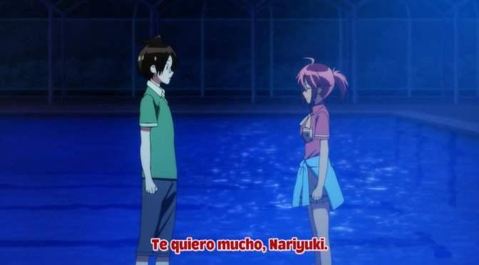 Bokutachi wa Benkyou ga Dekinai  – 12 (penúltimo episodio)