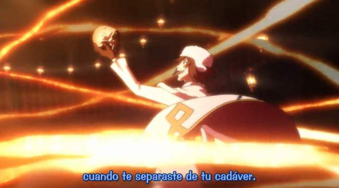 Bungo Stray Dogs – DEAD APPLE (PELÍCULA)