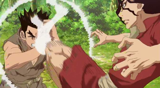 Dr. Stone – 03