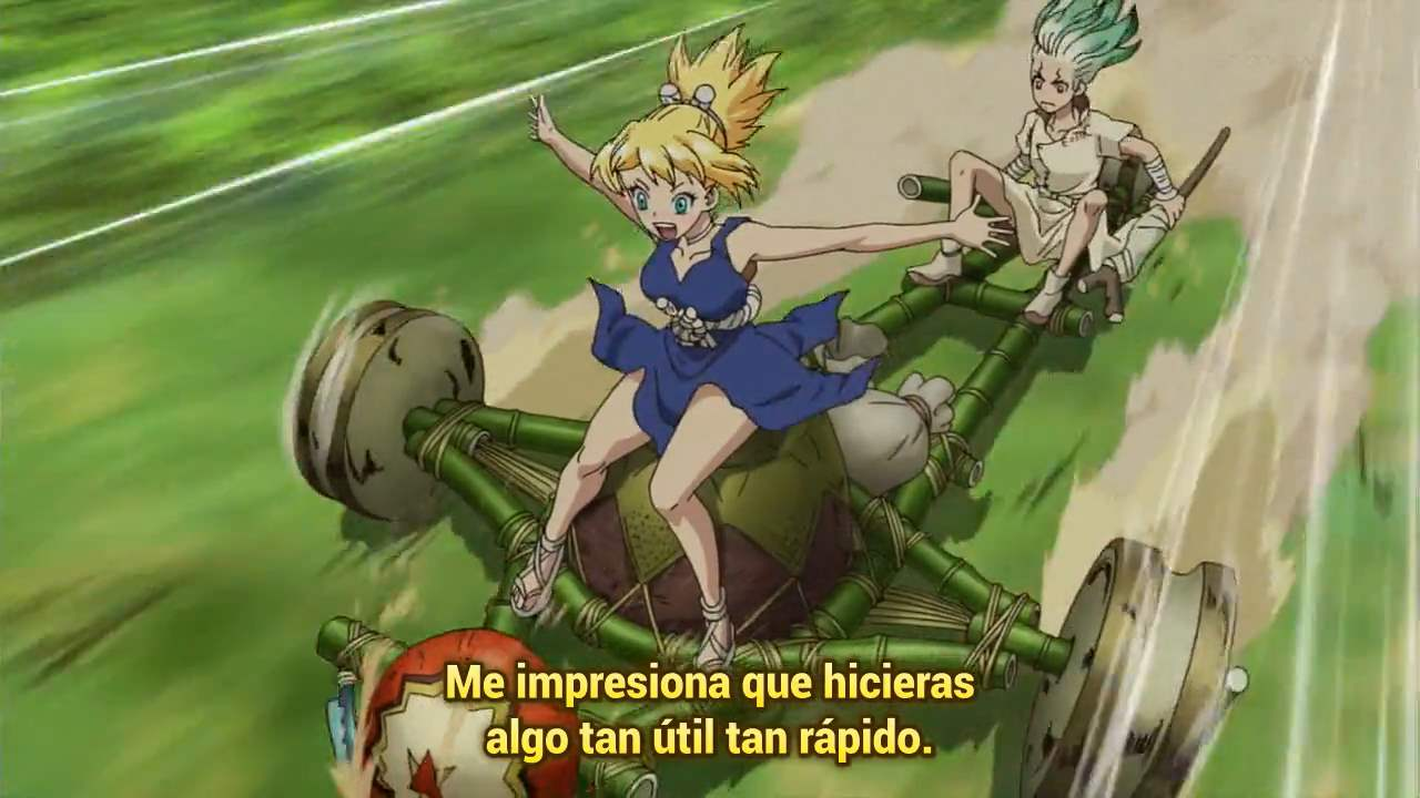 Dr. Stone – 07
