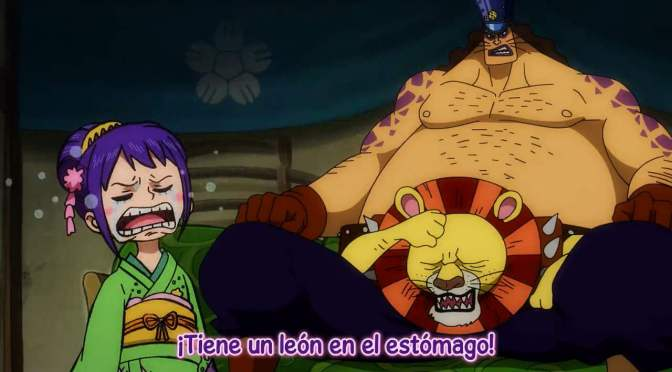 one piece – 901 (Arco de Wano)
