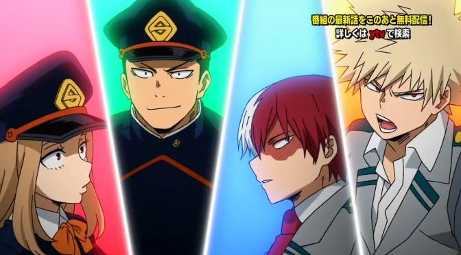Boku no Hero Academia TEMPORADA 4 – 15
