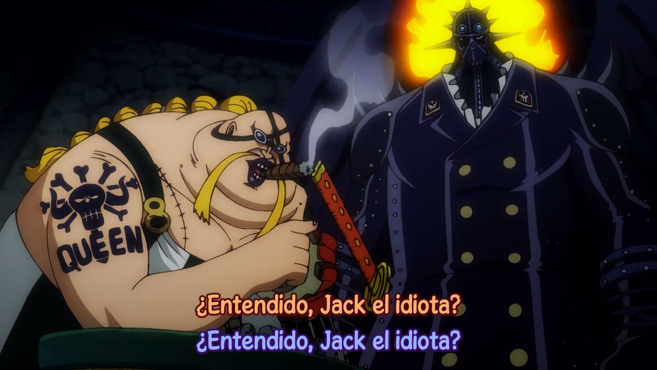 one piece – 918 (arco de wano)