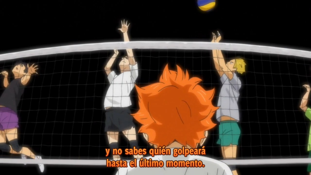 Haikyuu! To the Top TEMPORADA 4  – 03