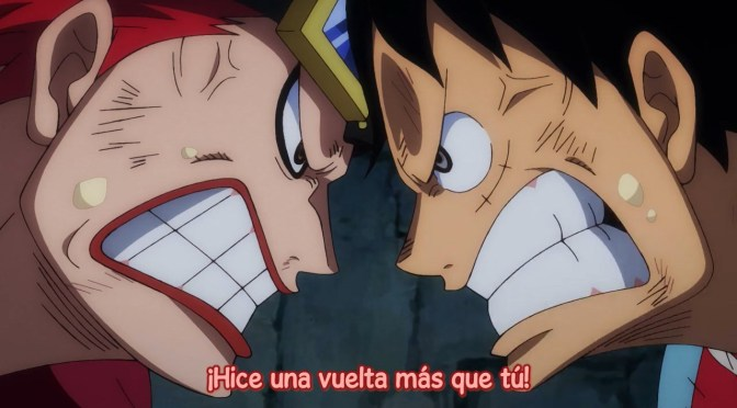 one piece – 919 (arco de wano)