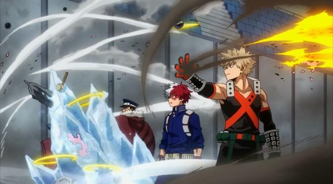 Boku no Hero Academia TEMPORADA 4 – 17
