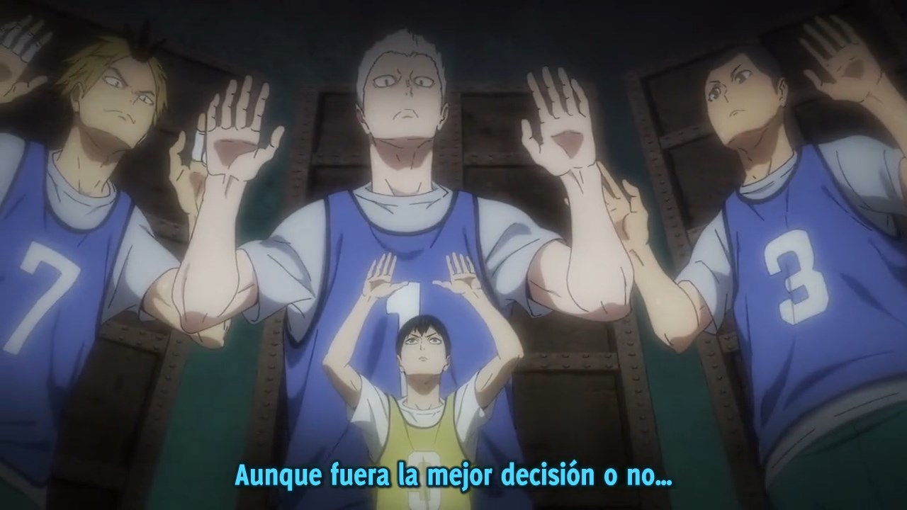 Haikyuu! To the Top TEMPORADA 4 – 06