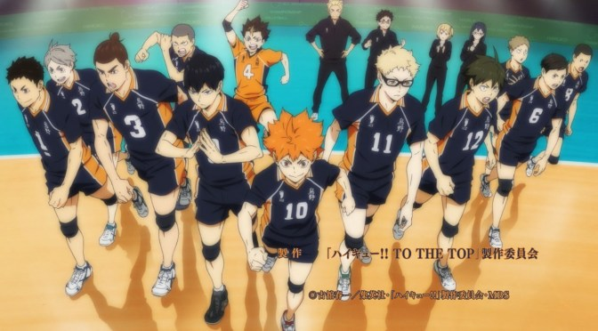 Haikyuu! To the Top TEMPORADA 4 – 09 (TORNEO NACIONAL)