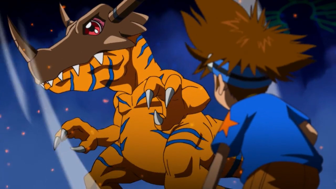 Digimon Adventure (2020)  –  01 v2 – 02 v2-  03 v2