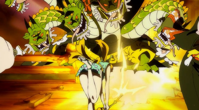 one piece – 928 (Arco de Wano)