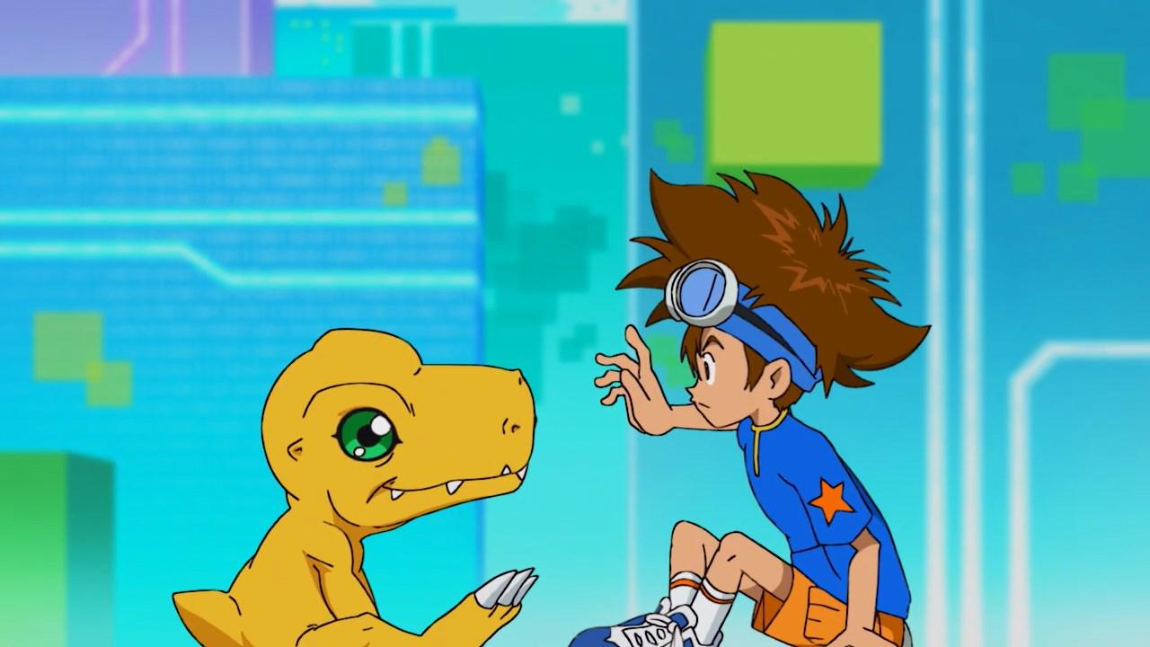Digimon Adventure (2020) –  01