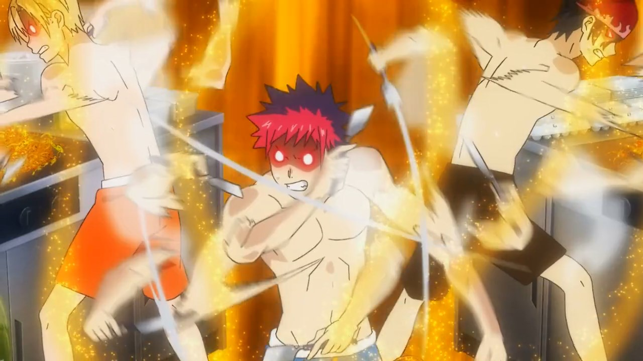 Shokugeki no Souma: Gou no Sara – 01 v2 (TEMPORADA 5 FINAL)