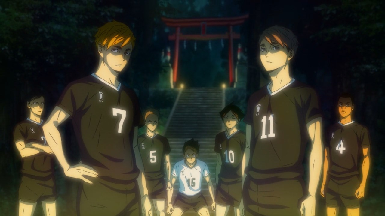 Haikyuu! To the Top TEMPORADA 4  –  Regresa en Julio