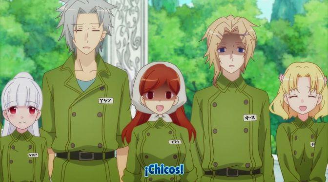 09 – Otome Game no Hametsu Flag shika Nai Akuyaku Reijou ni Tensei shiteshimatta