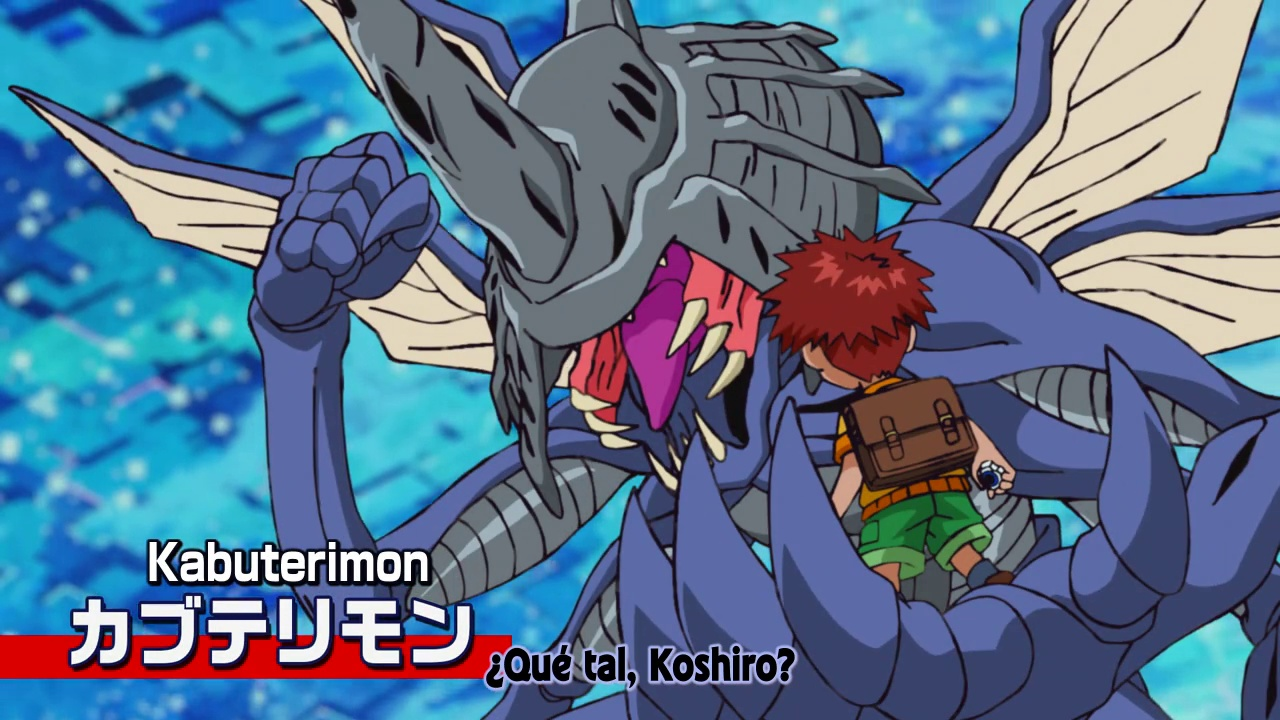 Digimon Adventure (2020)  – 05