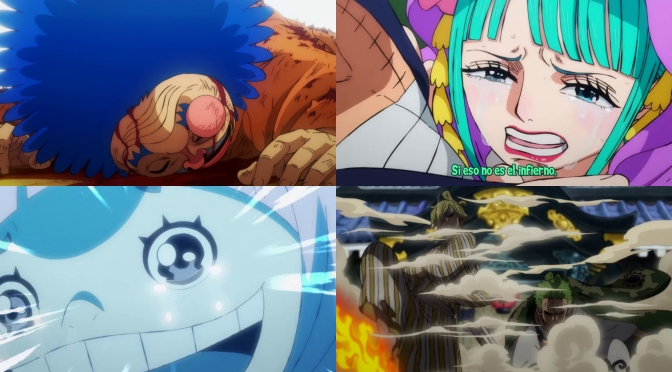 one piece : 940 – 941 (ARCO DE WANO)
