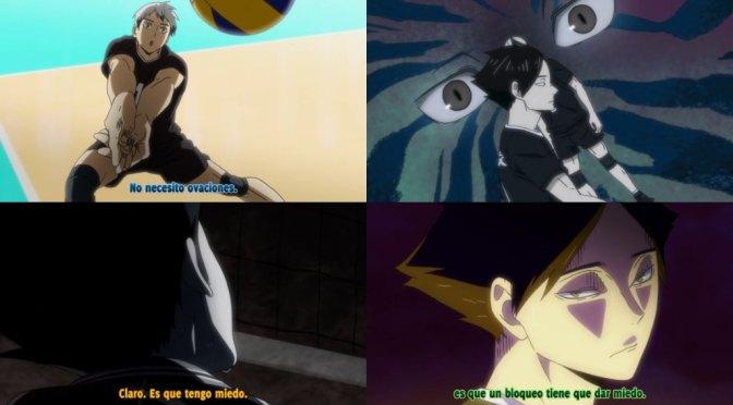 Haikyuu! To the Top: (TEMPORADA 4: karasuno vs Inarizaki) – 20
